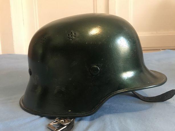 Casca / cascheta soldat german WW2  (militara)