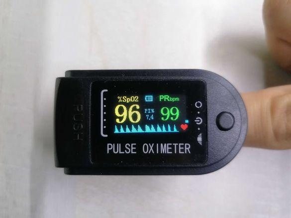 Пулсов Оксиметър / Oximeter - измерване сатурация / кислород в кръвта