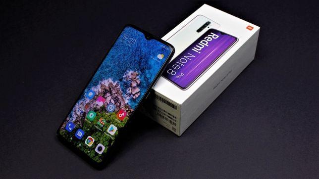 Xiaomi Redmi Note 8 Pro, Dual SIM, 128GB, 6GB RAM, 4G, Forest Green
