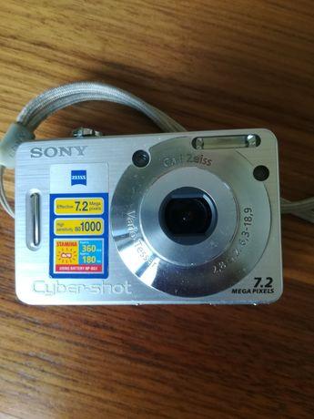Продам фотоаппарат SONY Cyber shot