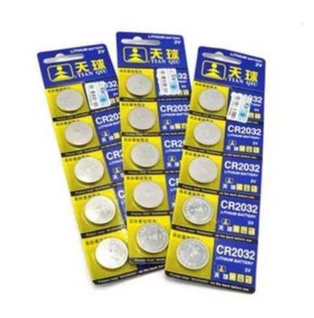 Батарея CR2032, 3В, батарея для материнской платы, электронных весов