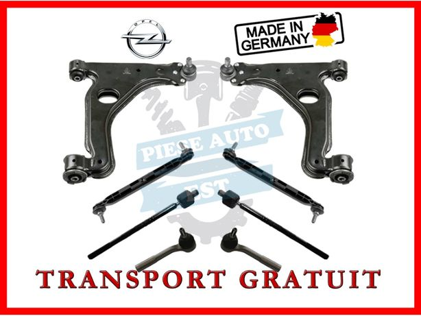 Kit brate Opel Astra H Zafira B 2004-2010, set complet 8 piese