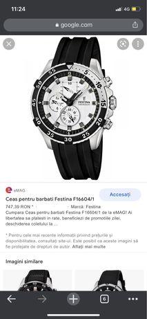 Ceas original Festina F16604