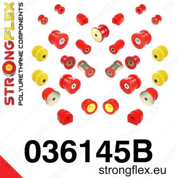 Set bucsi poliuretanice BMW e46 Craiova - imagine 1