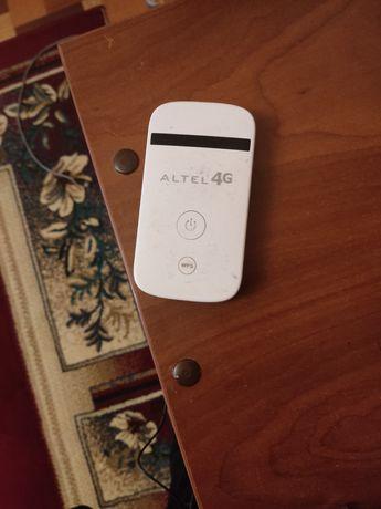 Продам разблокированный Алтел 4g роутер модем