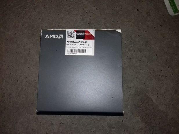 Procesor AMD RYZEN 3 1200, 3100MHz, 10MB, socket AM4, Box –sigilat, no