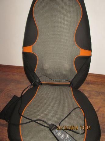 Шиацу масажна седалка Medisana MC 82L и фискален солар Филипс