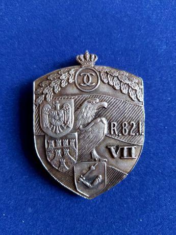 Insigna regimentală - Regimentul 82 Infanterie - Carol al II-lea