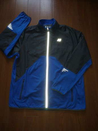 Bluza reflectorizanta New Balance Lighting Dry mărimea XXL