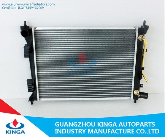 Радиатор основной на Хюндай Акцент 2011 - / Hyundai Accent 2011 -