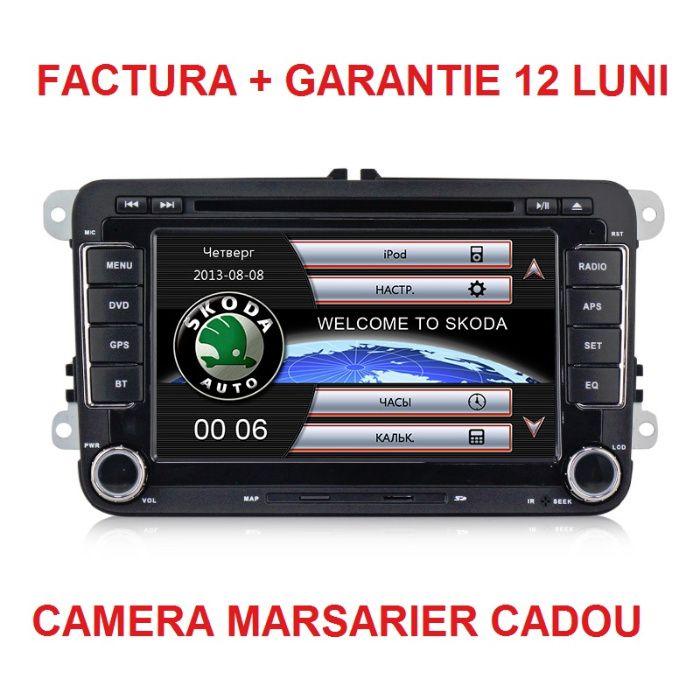 Navigatie Gps SKODA Octavia 2 Superb Fabia Yetti RNS 510 noua ! Bucuresti - imagine 1