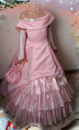 Платье бальное на девочку