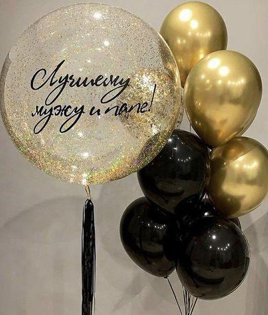 Оформление шариков | воздушные шары