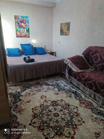 Посуточно 2х комнатная квартира район нижнего отырара, за ТД Гиперхаус