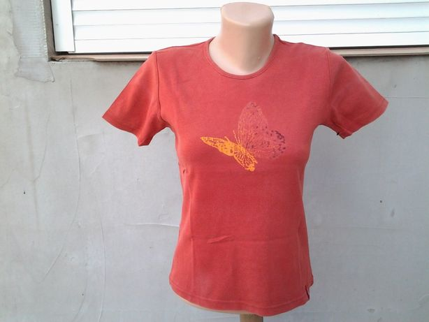 Mangoon Red tricou dama mar. 36 / S