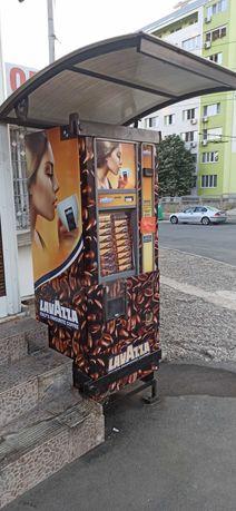 Вендинг кафе автомат спацио