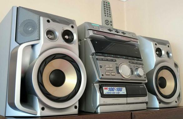 Стерео уредба Hi-Fi Система Sony RXD 7