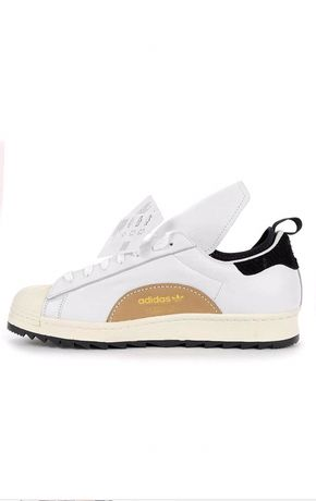 Adidas оригинални мъжки зимни обувки от колекцията Superstar