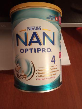 NAN4 optiPro детс. смесь