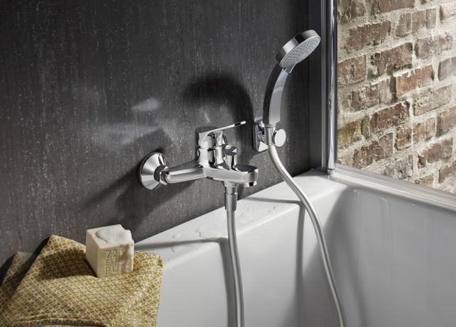Смеситель Jacob Delafon Brive E75766-CP для ванны, смеситель