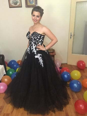 Бутикова рокля за бал или друг повод