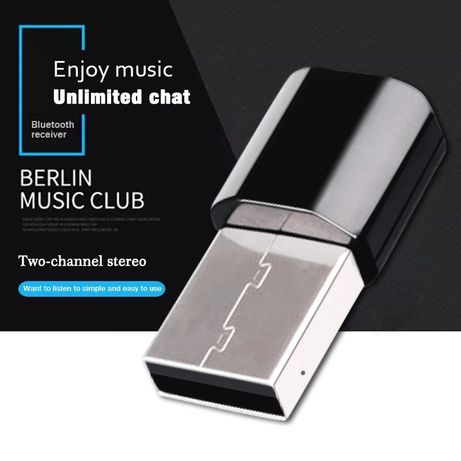 Receptor Auto Bluetooth Audio Hands Free