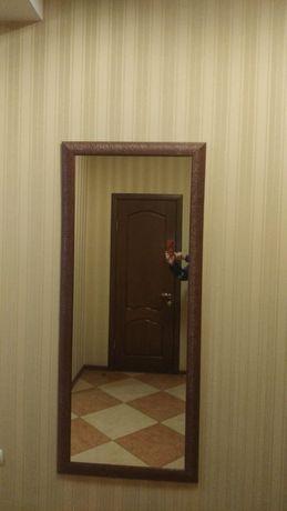 Продам зеркало в рамк для прихожей, гостинной