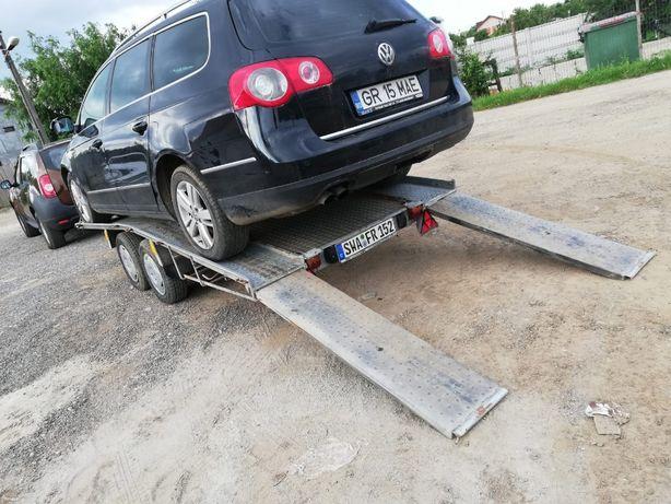 Vand / schimb Platforma auto profesionala - made in GERMANY