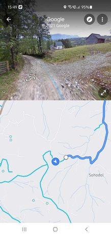 Vanzare teren intravilan - comuna Bran - sat Sohodol - Brasov