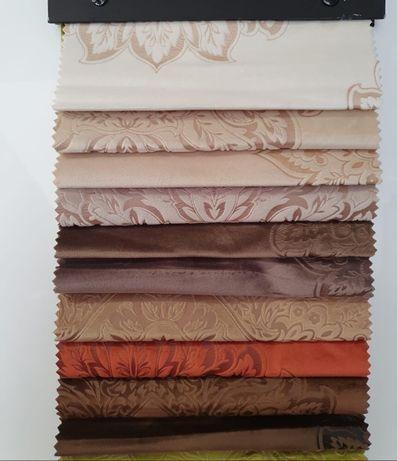 Draperii catifea imprimata calitate premium ** diferite culori