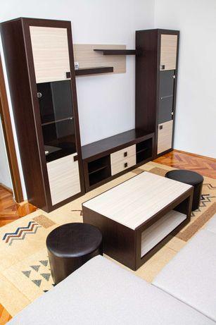 Apartament cu 3 camere, strada Cuza Vodă, prima închiriere !!