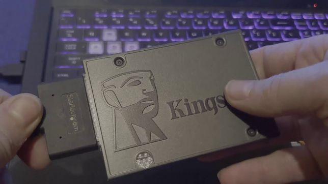 Montez SSD pe orice calculator sau laptop