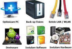 reparatii pc / instalare windows - laptop service routere / imprimante