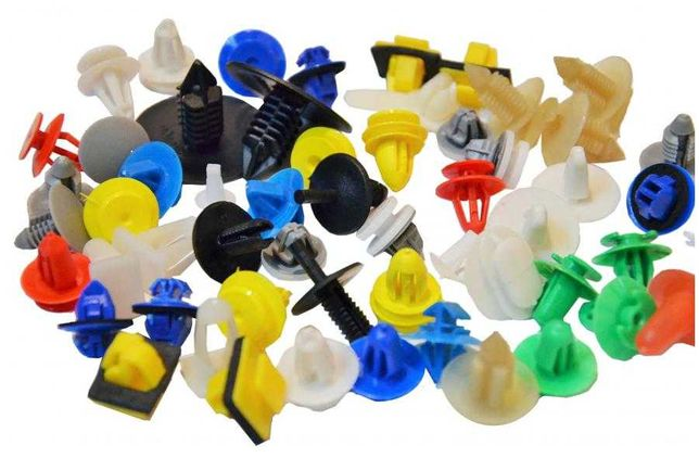 ПИСТОНЫ на все автомобили, предохранители, пластиковый крепеж .