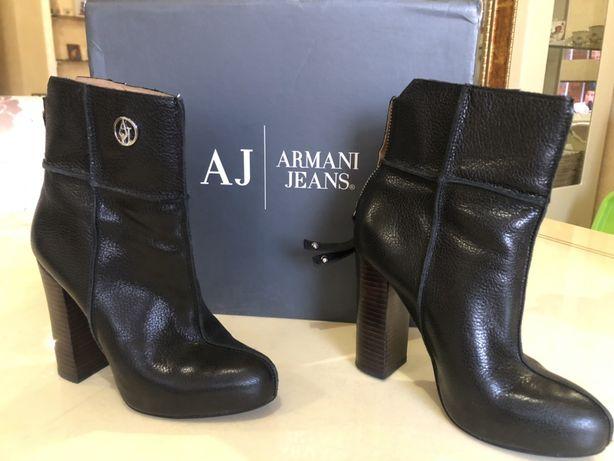 Ботильоны Armani Jeans