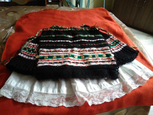 Детска национална носия за момиче
