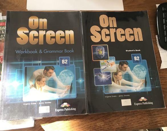 Carti engleza/workbook On Screen B2