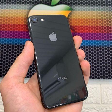 В РАССРОЧКУ Apple iPhone 8 64GB Black черный цвет