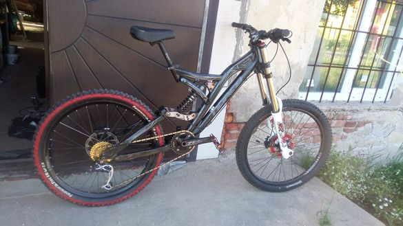 Велосипед DH NORCO