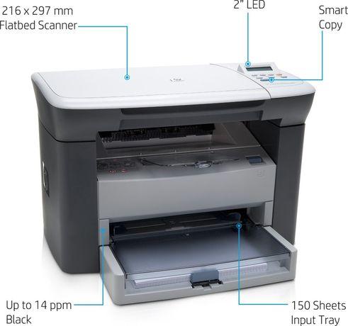 МФУ HP LaserJet MFP m1005 сканер принтер копир