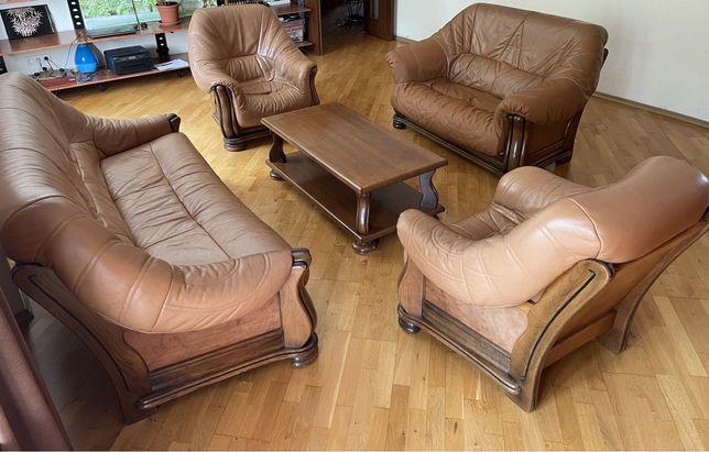 Диван ( 2 дивана, 2 кресла, столик)