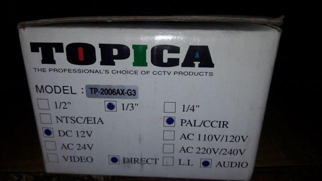 видеокамера наблюдения аналоговая