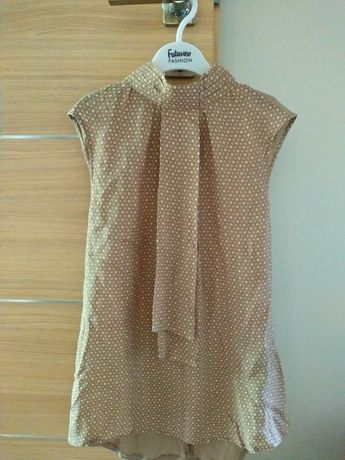 Блуза без рукав 46р