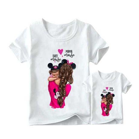 Tricouri personalizate mama fiica  8 martie