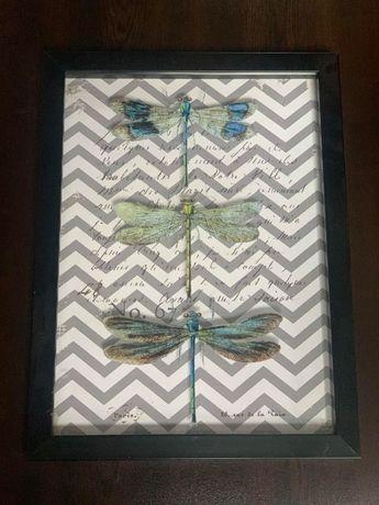 2D Картина с водни кончета
