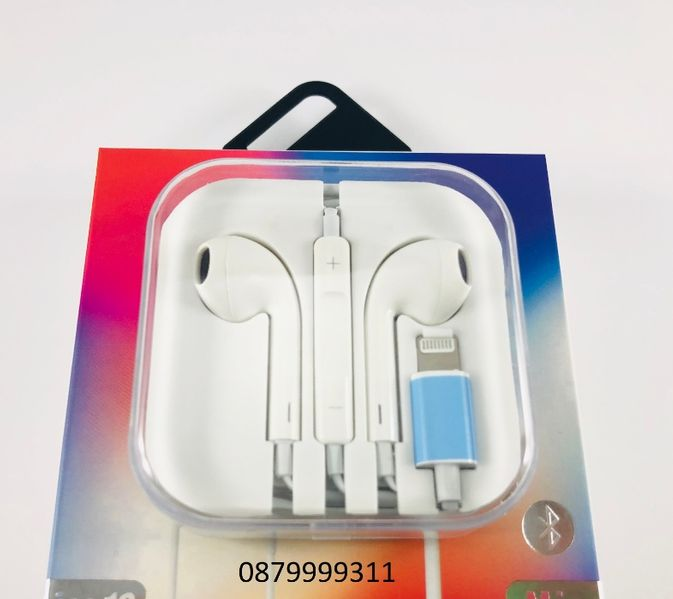 Слушалки EarPods Apple за iPhone 7 7+ 8 8+ 11 Pro X XS XR XS MAX гр. Пловдив - image 1