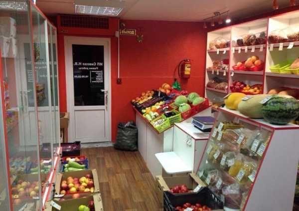 Сдам овощной магазин по Иманбаева