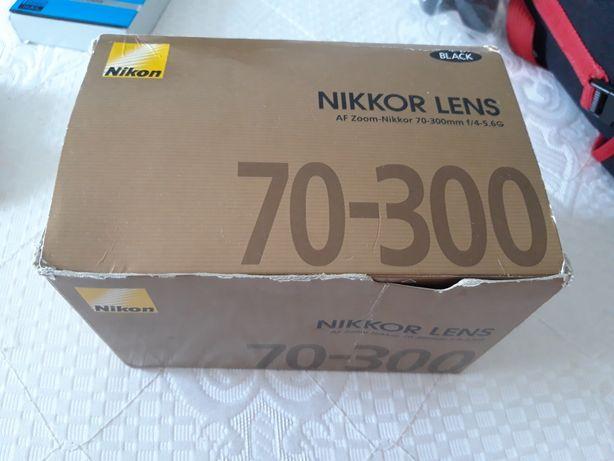 Оптика Nikon 70-300