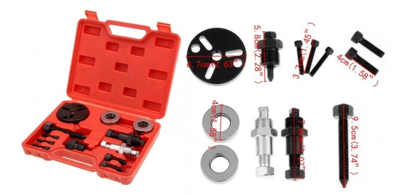 Комплект за шайби иавтомобилни климатици гр. Харманли - image 1