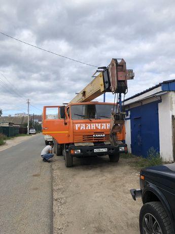 Услуги автокрана от 16 тон до 25 тон